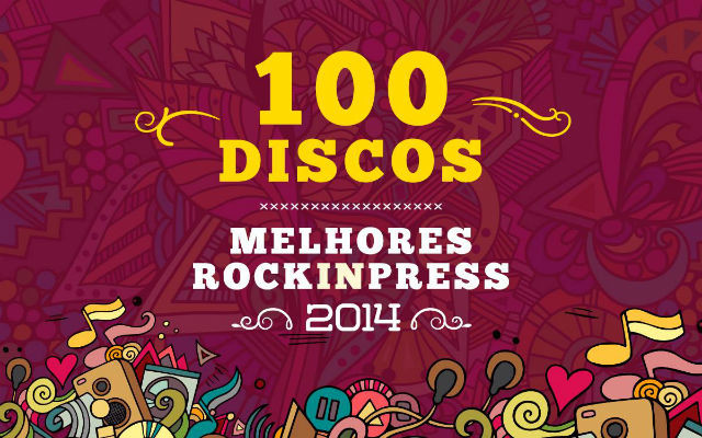 100 melhores discos 2014