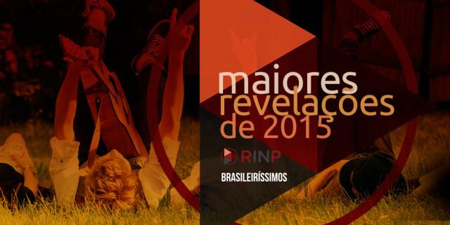 Revelações da Música brasileira em 2015