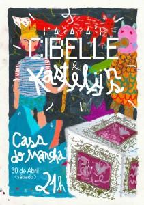 Cibelle e Kastelijns @ Casa do Mancha (São Paulo) | São Paulo | São Paulo | Brasil