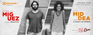 Leo Middea e Rodrigo Miguez @ Solar de Botafogo (Rio de Janeiro) | Rio de Janeiro | Rio de Janeiro | Brasil