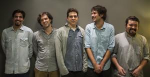 Holger e Caio Falcão e o Bando @ Serralheria (São Paulo)   São Paulo   São Paulo   Brasil